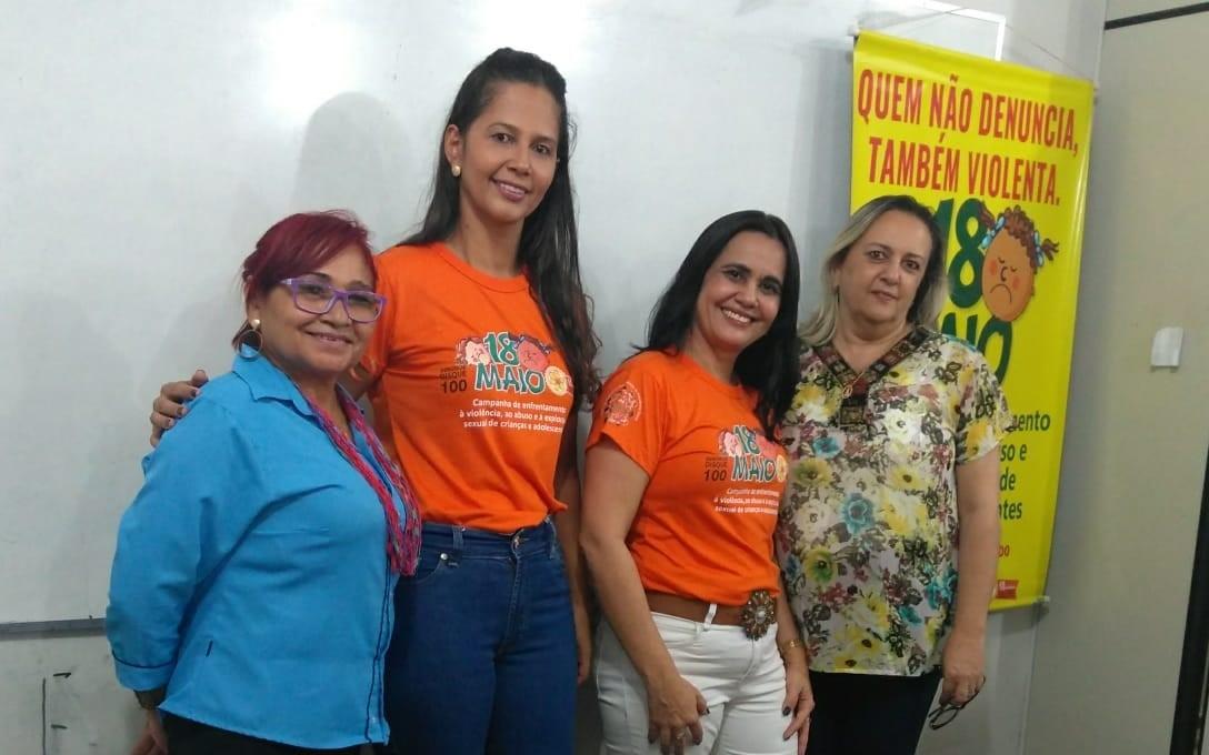 Equipe técnica do CREAS participa de Semana Acadêmica da FECIPAR