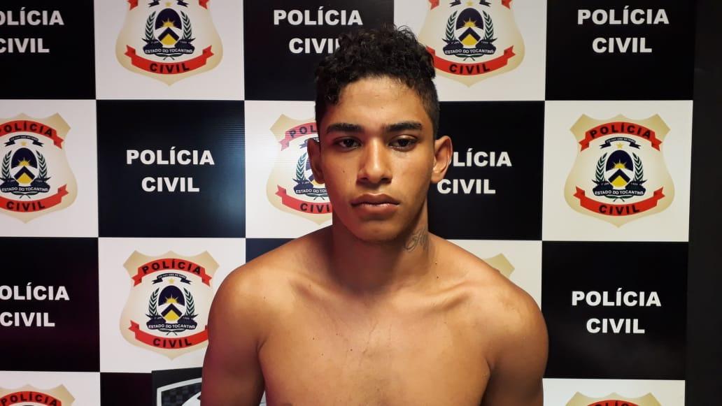 Polícia Civil prende dois homens suspeitos de traficar drogas em Palmas