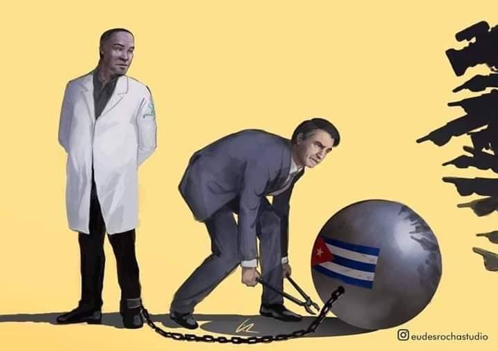 O Brasil precisa de mais médicos e menos escravos estrangeiros na medicina