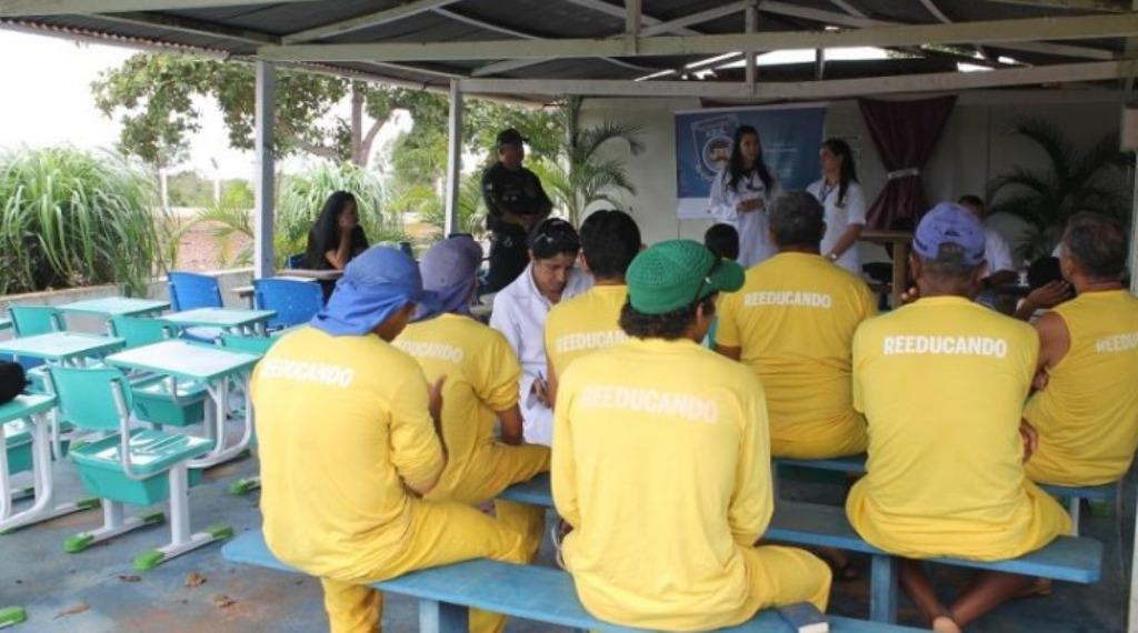 Câncer de próstata é a segunda doença que mais mata no Brasil: CPP realiza ação de conscientização com detentos da unidade