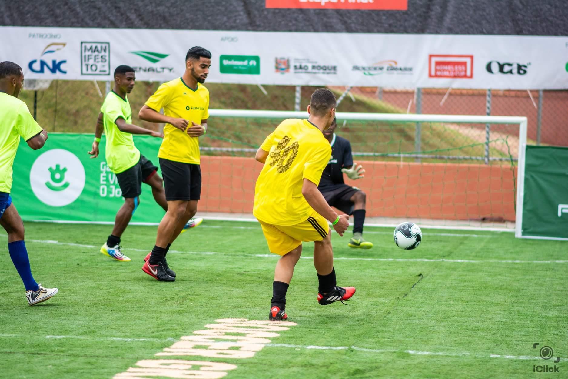 af9974a20d Futebol Social  seleção brasileira se reúne em São Roque (SP) para fase  final de treinamentos – Surgiu