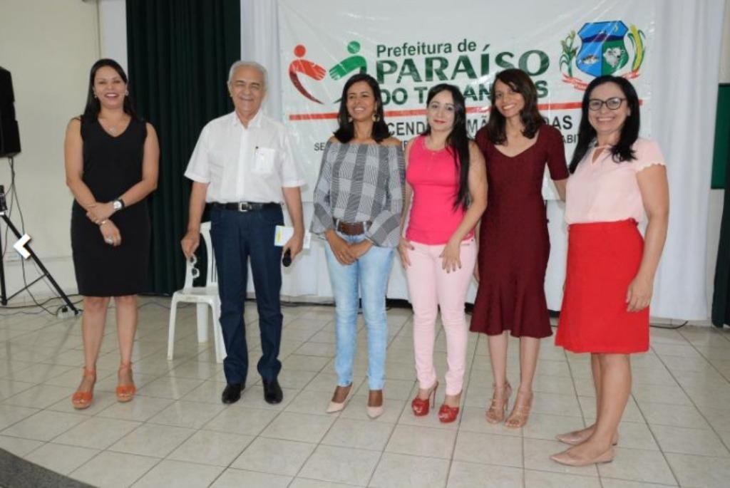 Prefeito Moisés Avelino participa da abertura de oficina regionalizada em Paraíso (TO)
