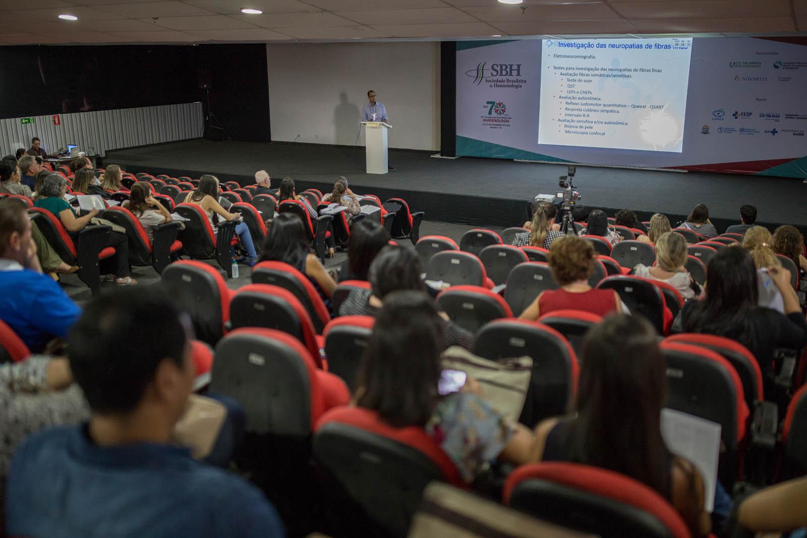 Profissionais abordam desafios e novas abordagens para o diagnóstico preciso da hanseníase