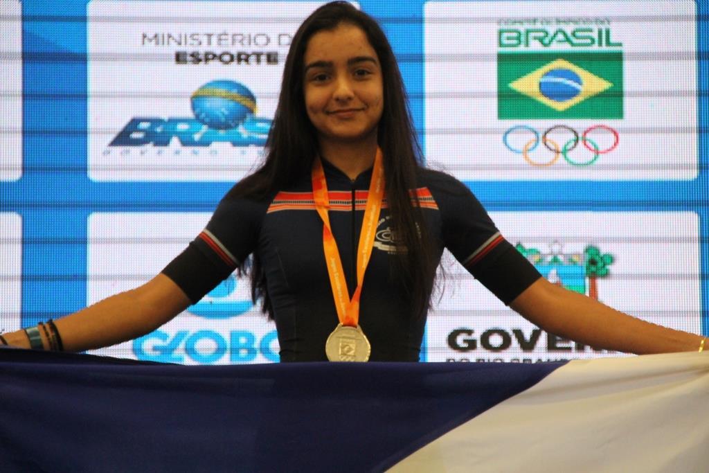 Atleta tocantinense leva segunda prata no Ciclismo dos Jogos Escolares da Juventude de Natal