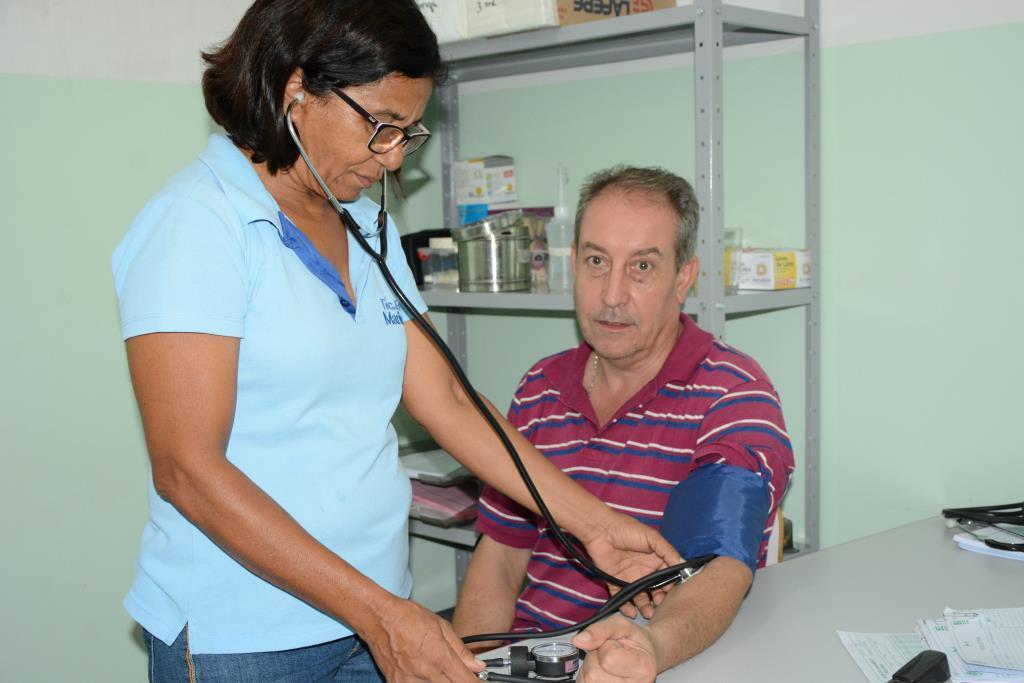 Em Paraíso (TO), SEMUS insere Campanha Novembro Azul dentro do Programa Saúde do Homem