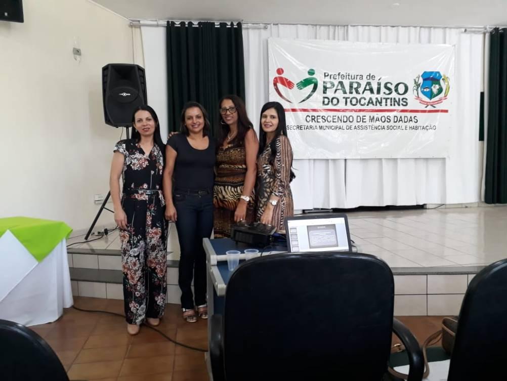 Equipe da Assistência Social de Marianópolis (TO) participa de ... 106ed19407117