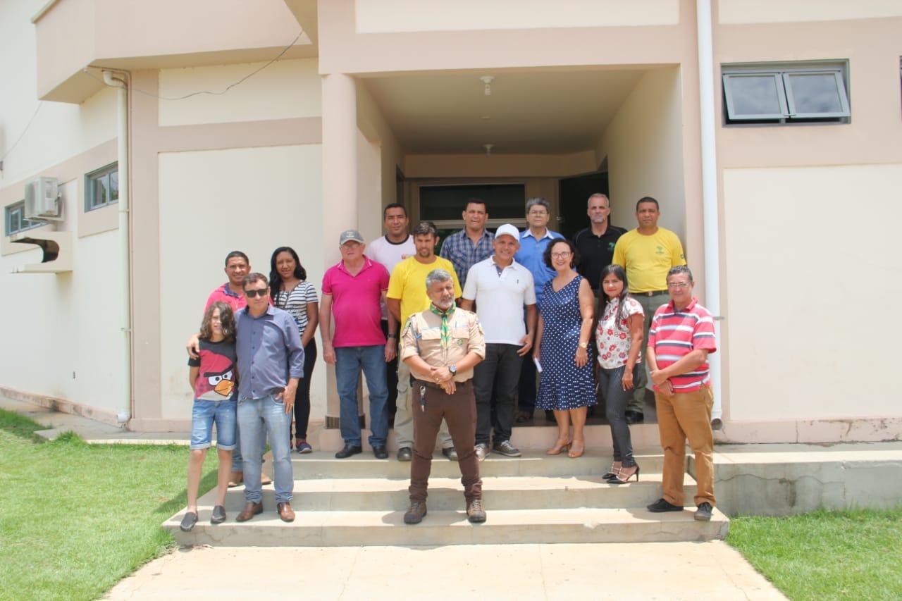 Grupo de Escoteiros Cristão é implantado em Pium (TO)