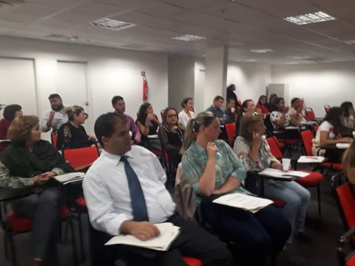 Nova secretária de Assistência Social de Cristalândia participa de Encontro do FNAS em Brasília