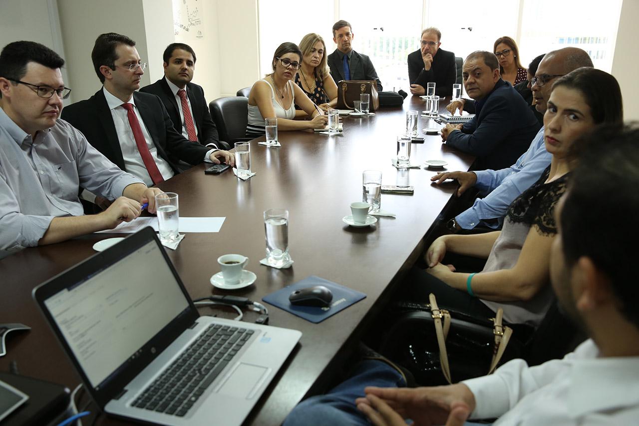 E-Proc/TJTO: TJMS faz visita técnica ao Judiciário do Tocantins