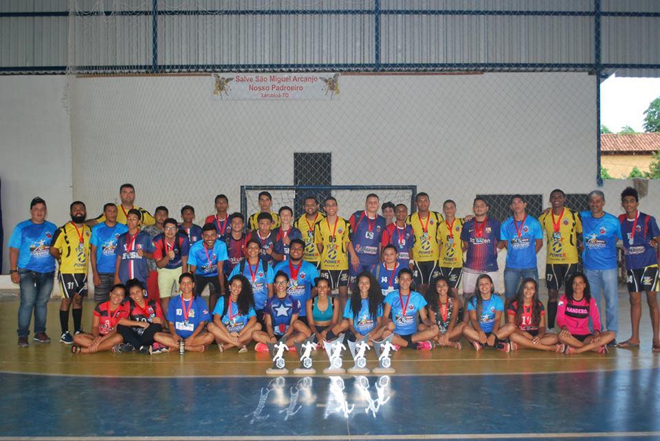 Xambioá sedia a 5ª Copa Araguaia de Handebol
