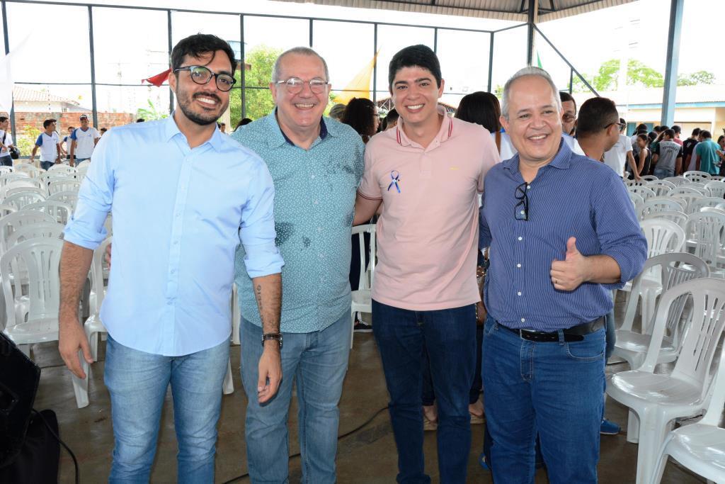 Vice-prefeito de Paraíso (TO), Celso Morais, participa do Jovem em Ação do SEBRAE