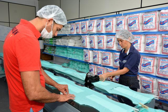 Fralda Solidária reduz despesas de instituições beneficentes e famílias carentes