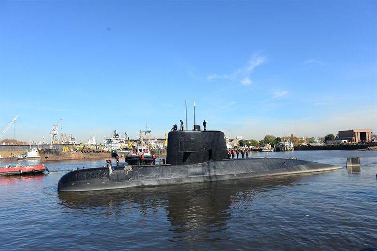 Submarino argentino é encontrado um ano e um dia após desaparecimento