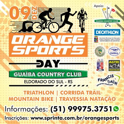 Eldorado do Sul recebe Maratona Aquática no Guaíba Country Club