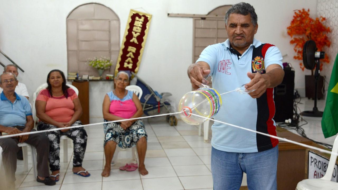 Serviço de Convivência e Fortalecimento de Vínculos promove ações de proteção social básica nos Cras da Capital