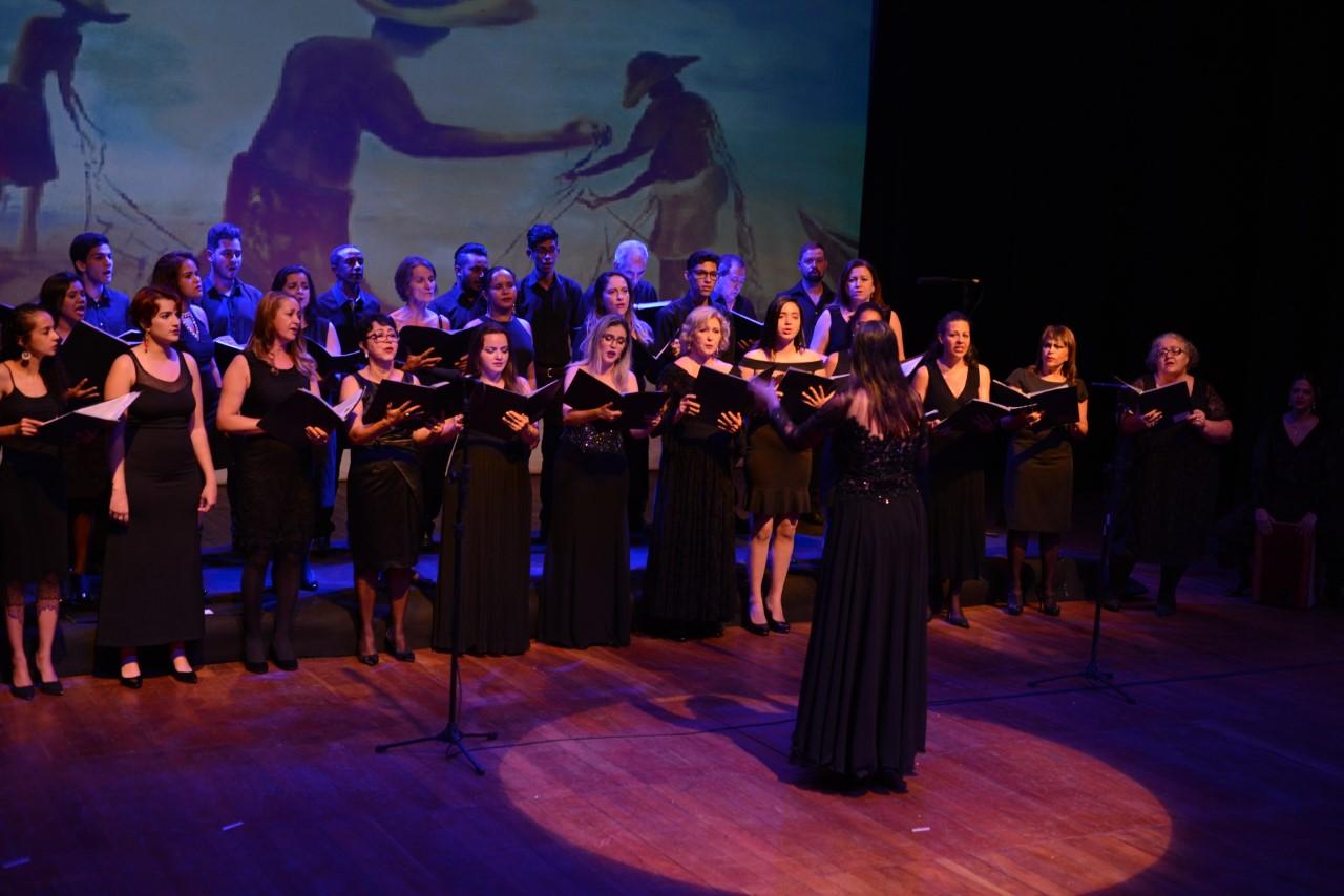 Fundação Cultural de Palmas promove audição para integrantes do Coral Municipal de Palmas; inscrições são de 20 a 28 de janeiro