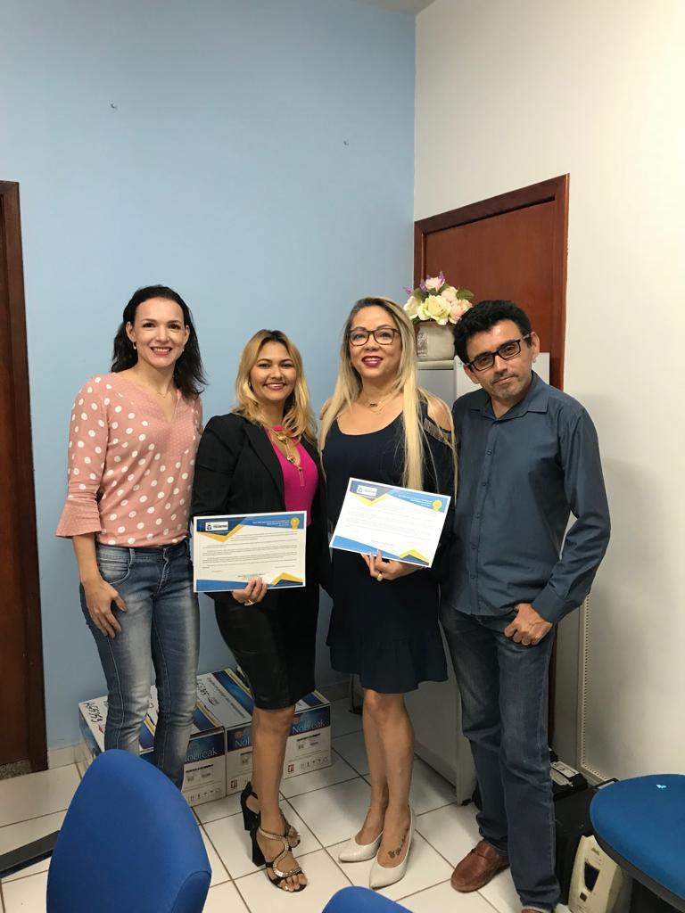 Diretoria do Instituto de Criminalística do Tocantins recebe homenagem em Palmas