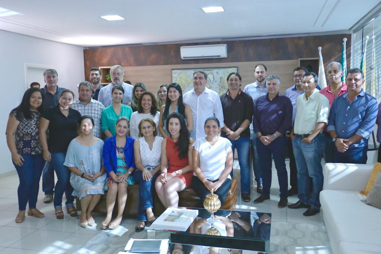 Membros do Conselho Municipal de Ciência, Tecnologia, Inovação e Empreendedorismo de Gurupi são nomeados