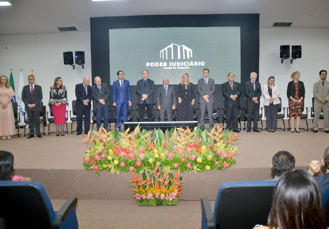 Deputados participam da inauguração do Fórum de Araguaína