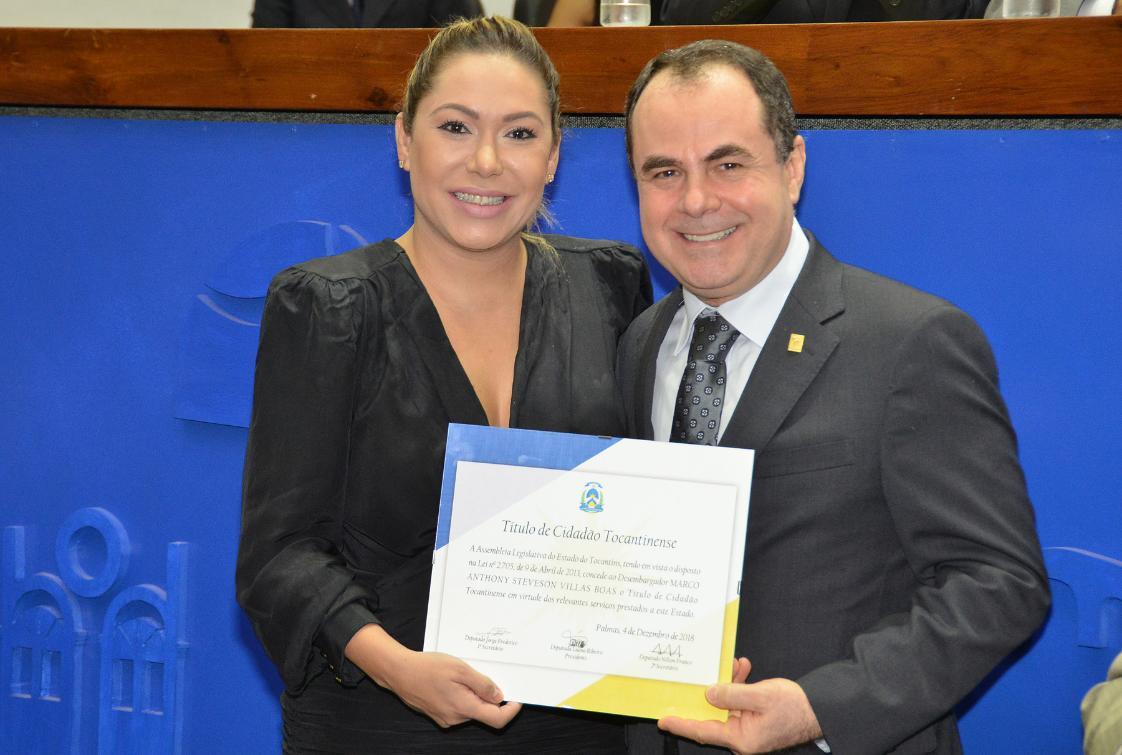 Assembleia Legislativa entrega títulos de cidadania, alguns aprovados há vários anos
