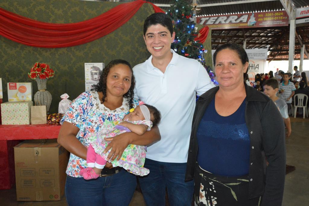 Almoço de confraternização para servidores municipais é realizado pelo sexto ano consecutivo em Paraíso (TO)