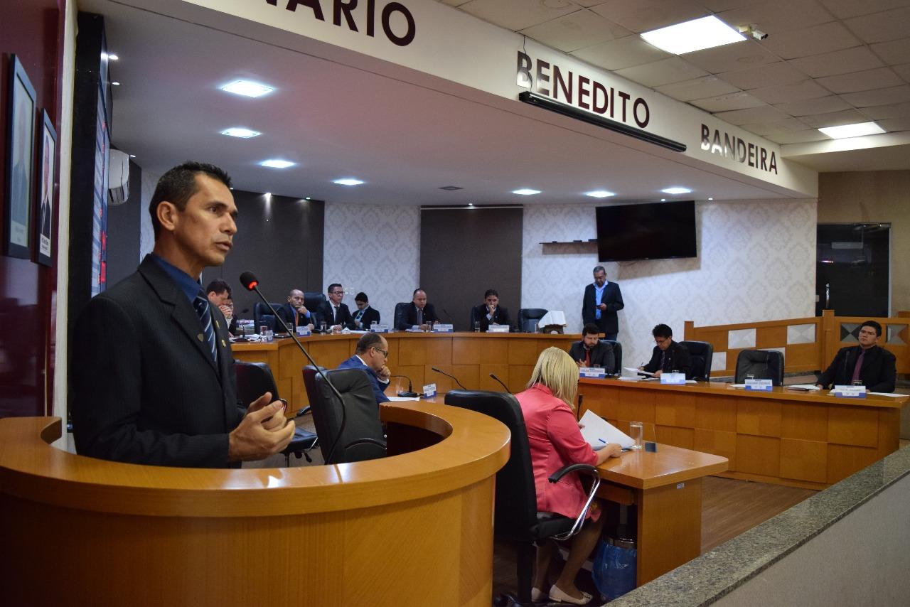 Ao vivo: Assista à Sessão da Câmara Municipal de Paraíso (TO)