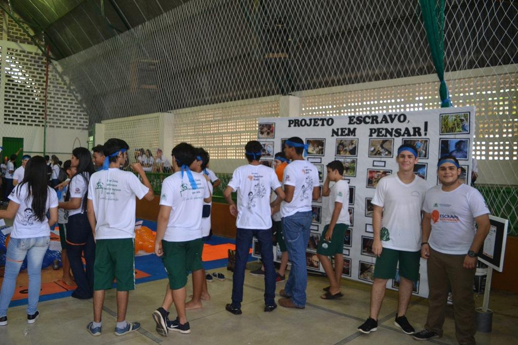 """Instituto Presbiteriano Vale do Tocantins realiza culminância do Projeto """"Escravo, Nem Pensar!"""" em Paraíso (TO)"""