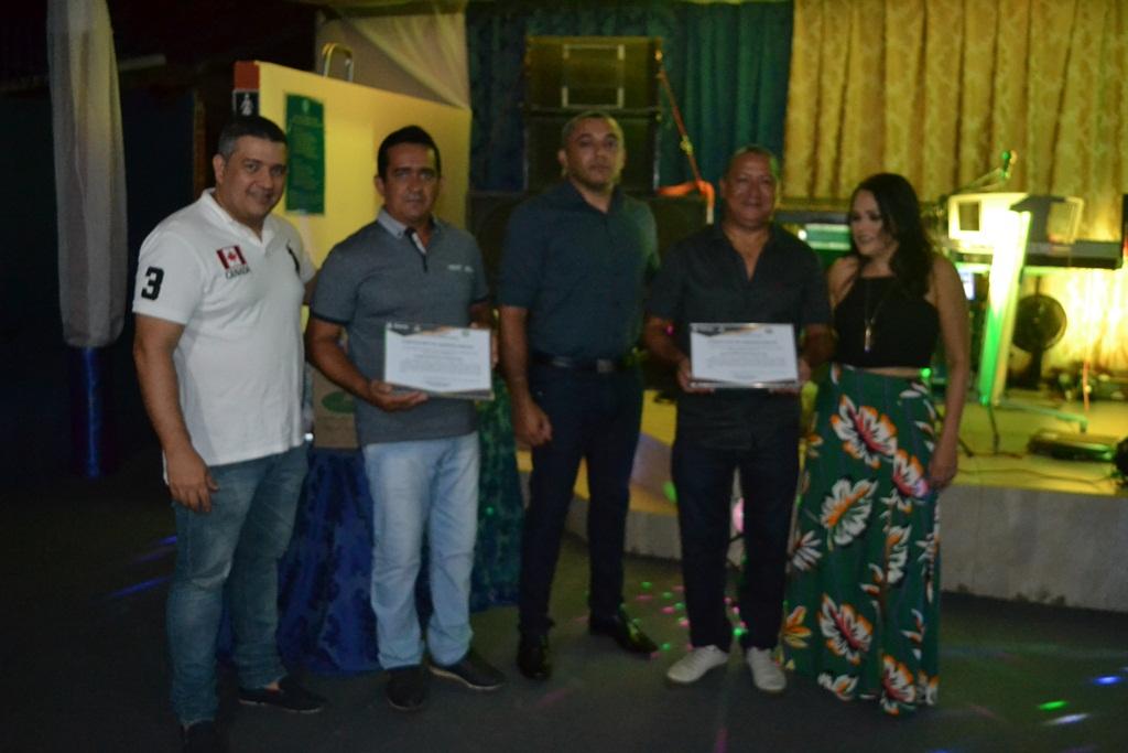 8º PBM Paraíso realiza confraternização, homenageiam integrantes e sorteia brindes entre convidados