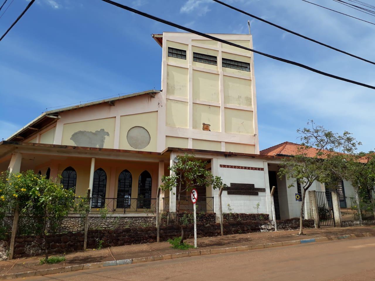 Paróquia Santa Teresinha promove campanha para recuperar  telhados de templos religiosos