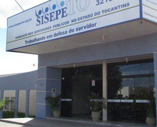 SISEPE-TO exige direitos iguais aos servidores públicos