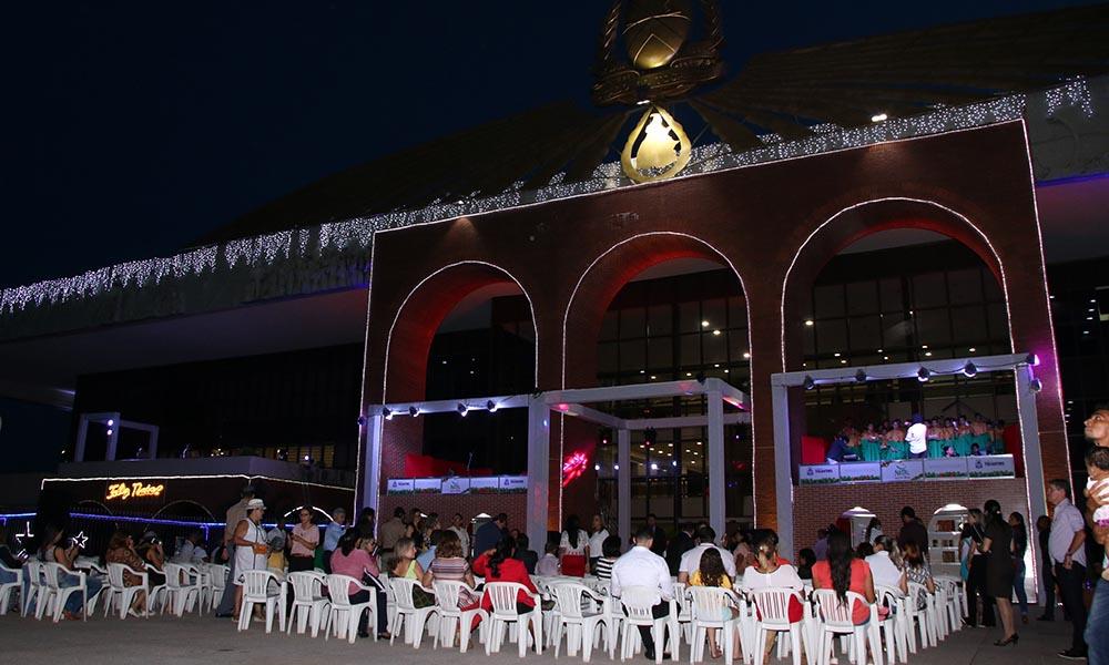 Magia do Natal chega ao Palácio Araguaia com a Cantata Encanto do Natal