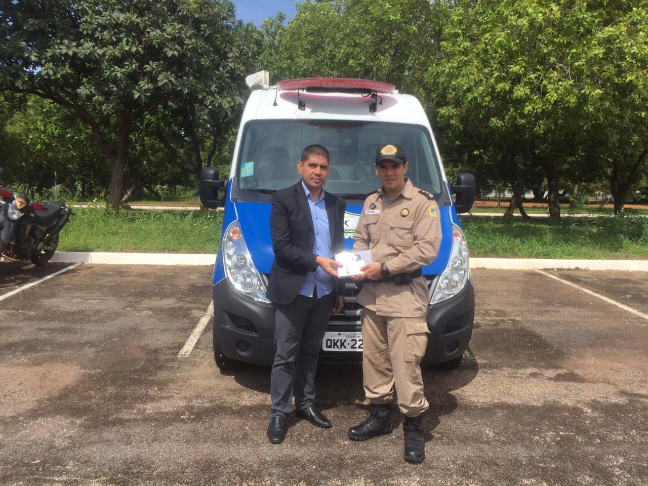 Assessoria da Polícia Comunitária da SSP finaliza entrega de bases comunitárias móveis