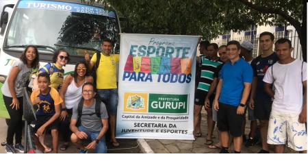 Atletas gurupienses são premiados na XVIII Meia Maratona do Tocantins