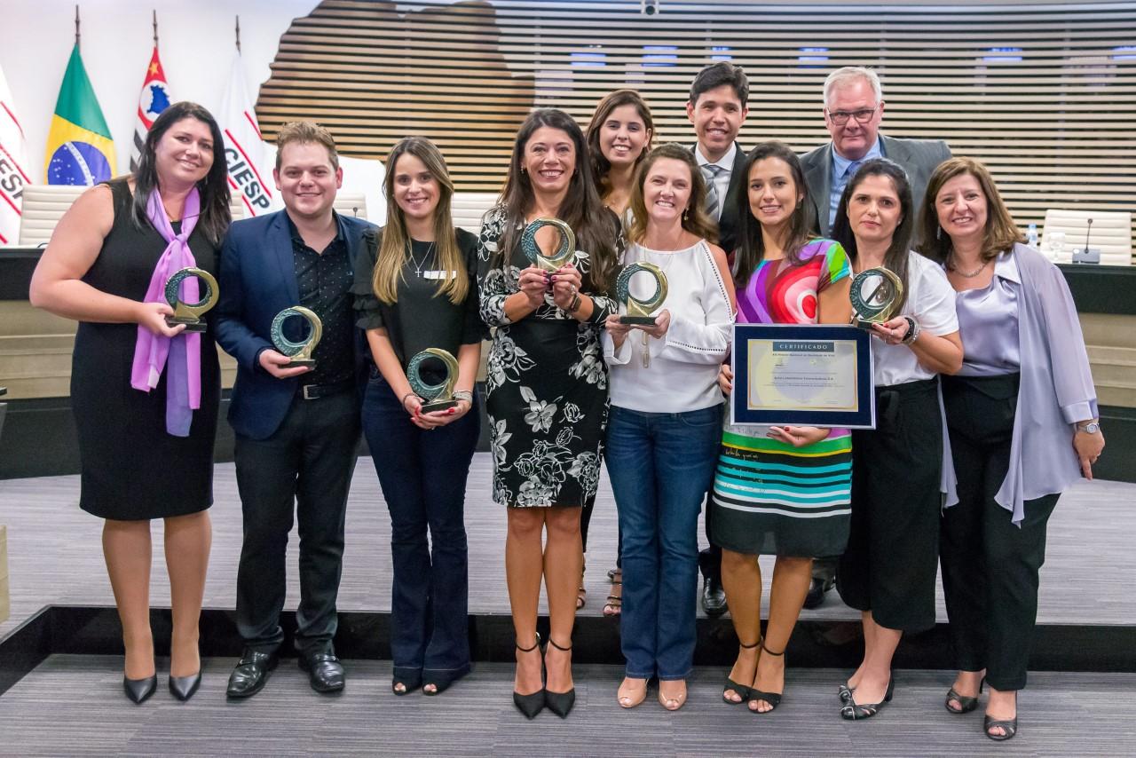 Conheça os Vencedores da edição 2018 do Prêmio Nacional de Qualidade de Vida ABQV Sodexo