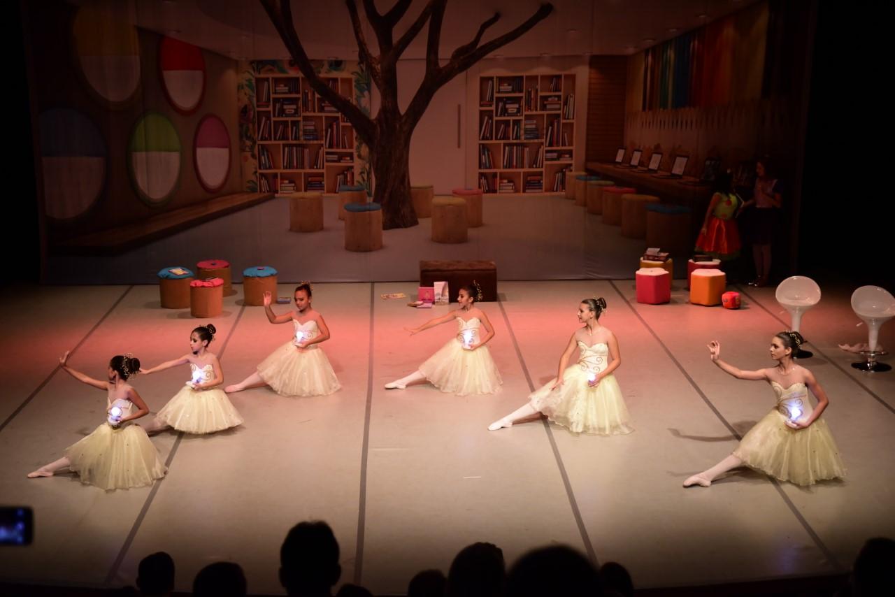 Espetáculo de Dança Muralhas chega ao Theatro Fernanda Montenegro dias 08 e 09 de dezembro