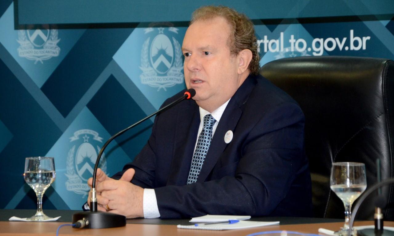 Governador Carlesse afirma que Tocantins será estratégico na segurança aérea do Brasil