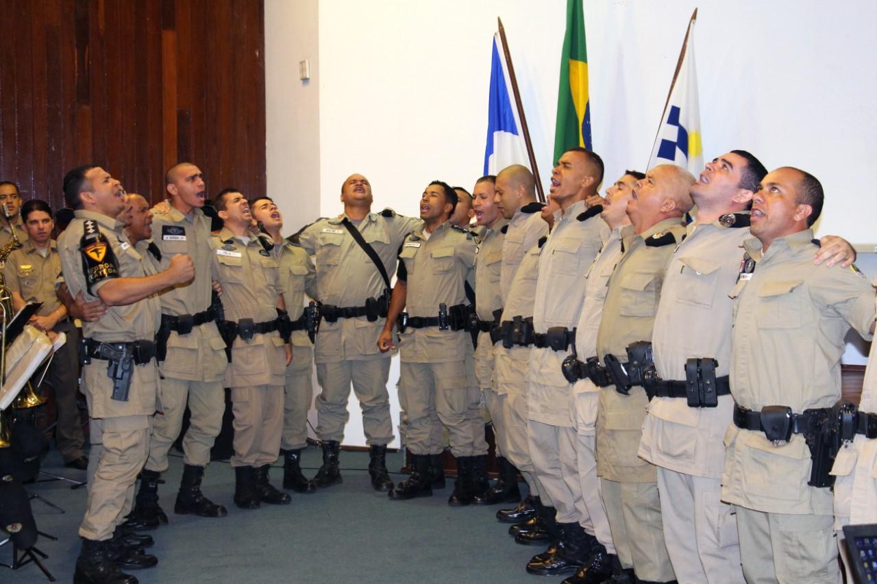 PMTO dá início ao 12º Curso de Força Tática com solenidade em Palmas