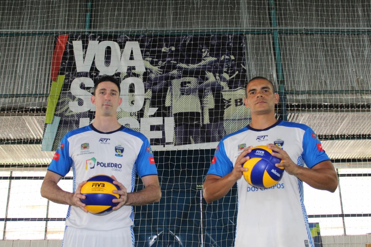 De olho na estreia pela Superliga B, São José Vôlei já começa a reforçar o elenco