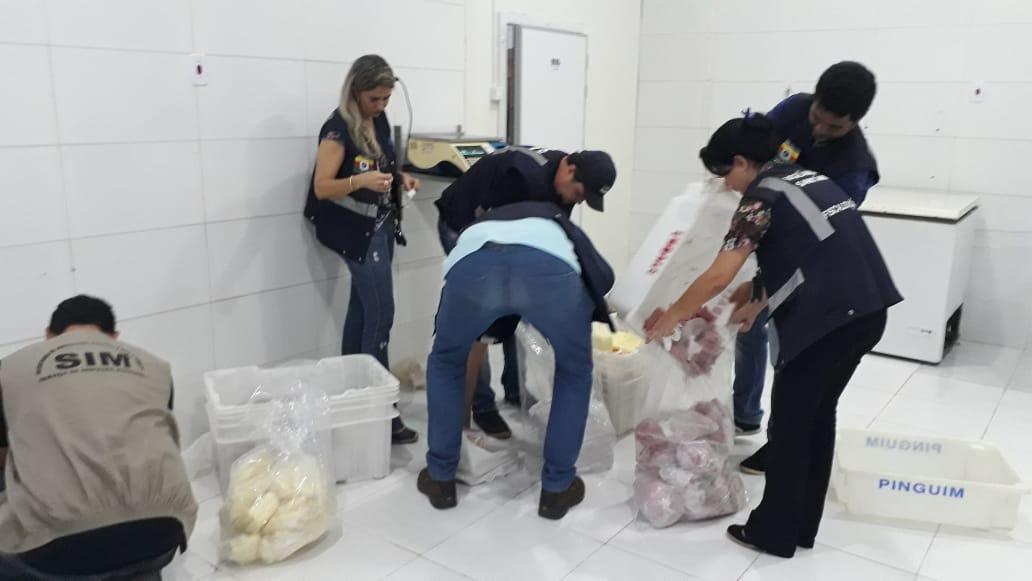 Polícia Civil realiza Operação Caseus e investiga comércio irregular de queijos e frios em Araguaína