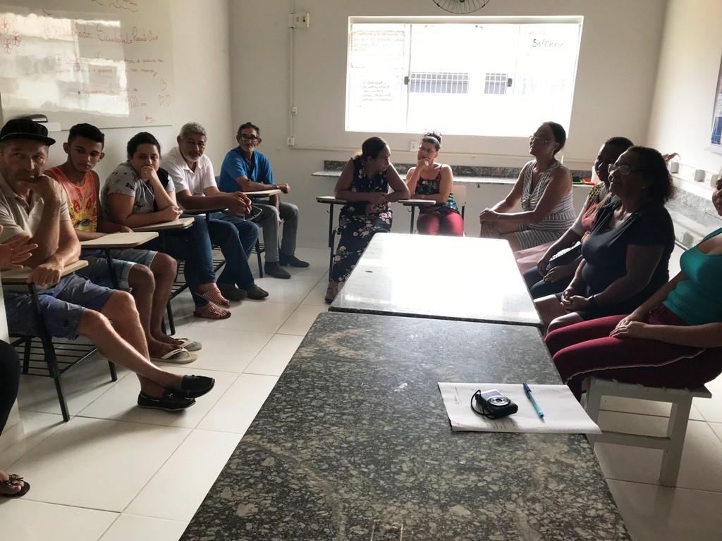 Hospital Regional de Porto Nacional oferece momento de integração e relaxamento entre acompanhantes