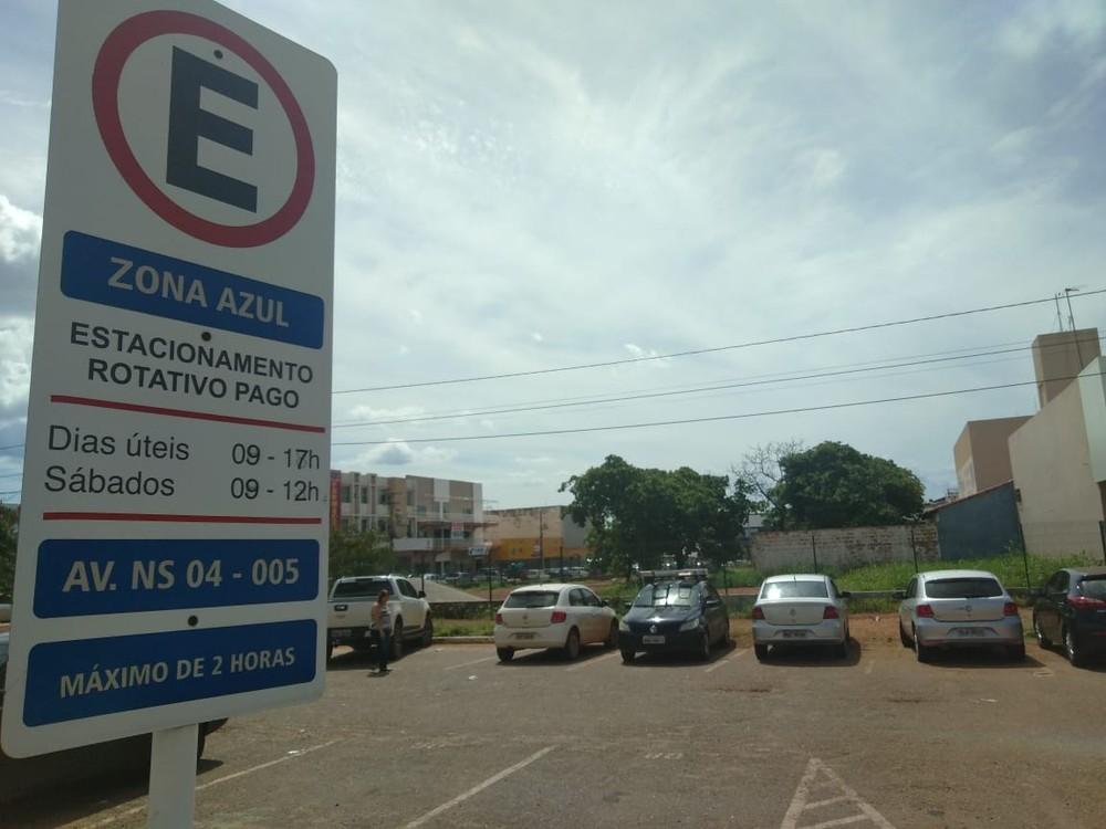 Tribunal de Contas suspende a volta do estacionamento rotativo em Palmas (TO)