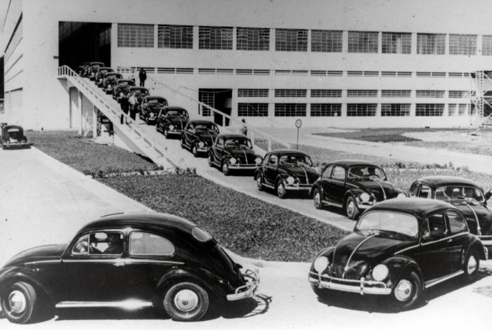 Volkswagen Fusca completa 60 anos em boa forma