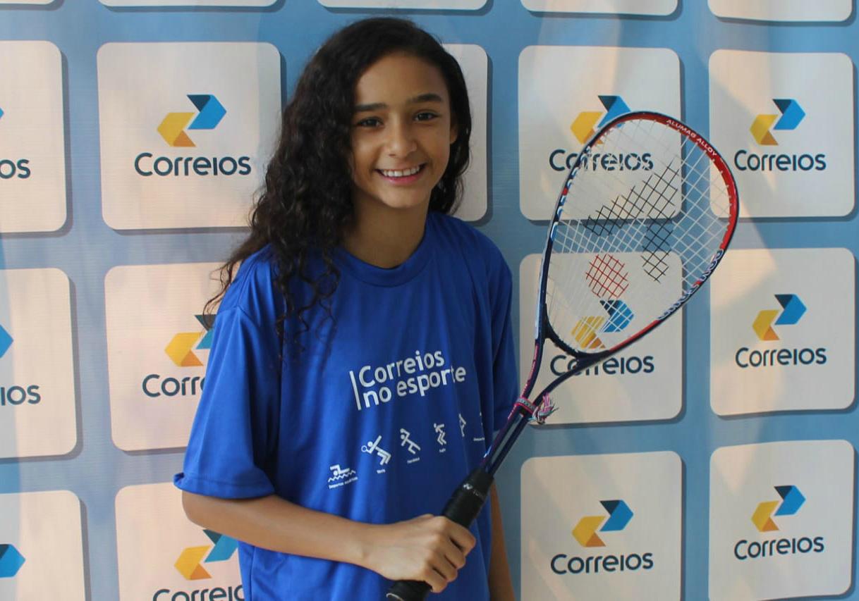 Circuito Correios de Squash Juvenil: etapa define equipe do Brasil para Sul-Americano na Bolívia
