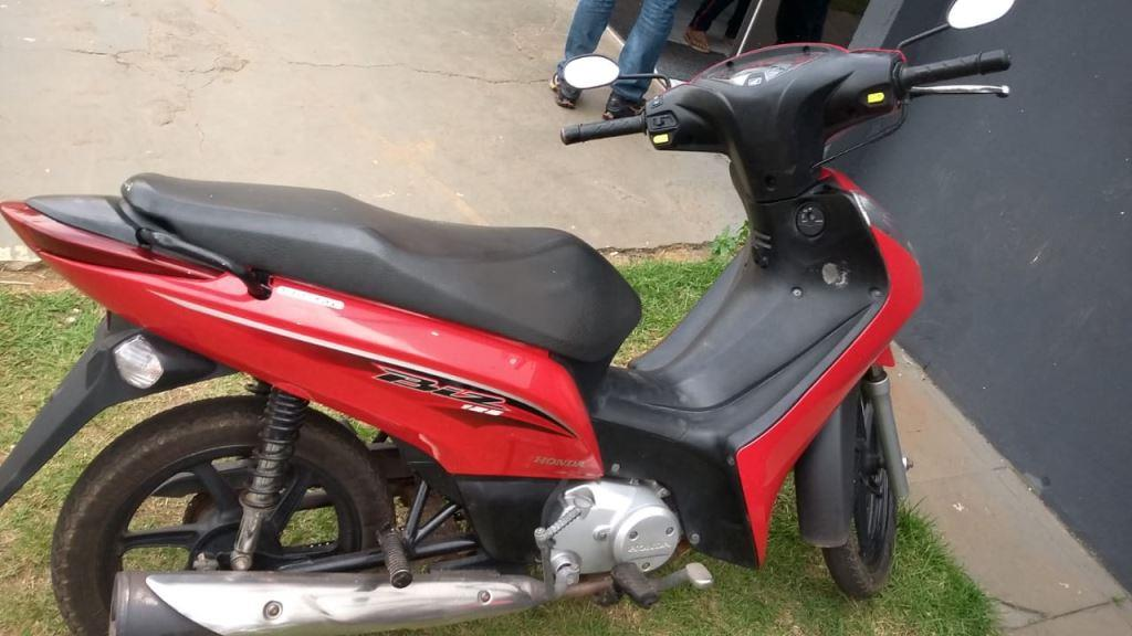 Polícia Militar prende casal por receptação culposa e recupera moto roubada em Santa Fé do Araguaia (TO)