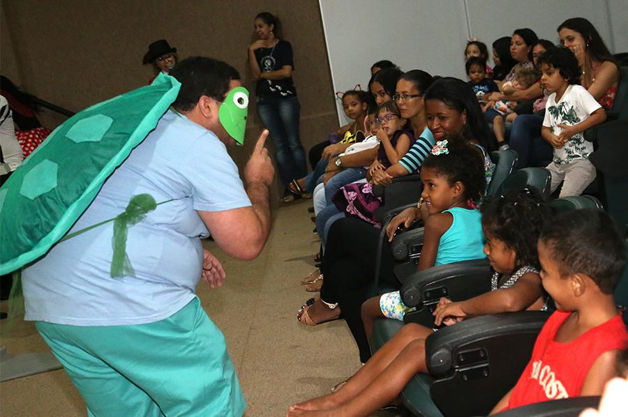 Cerca de 3 mil crianças atendidas nas brinquedotecas da DPE