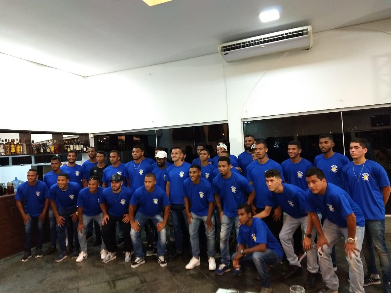Palmas apresenta elenco para a temporada 2019
