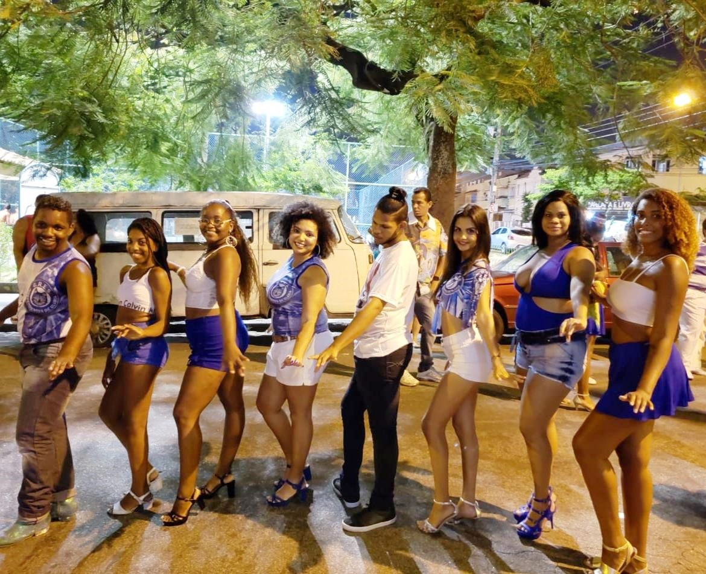 Independentes de Olaria ensaia na Praça Belmonte no próximo sábado, 26