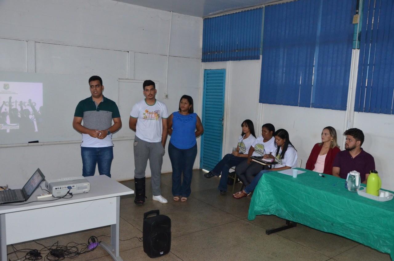 Estação da Juventude 2.0 recebe oficina de capacitação