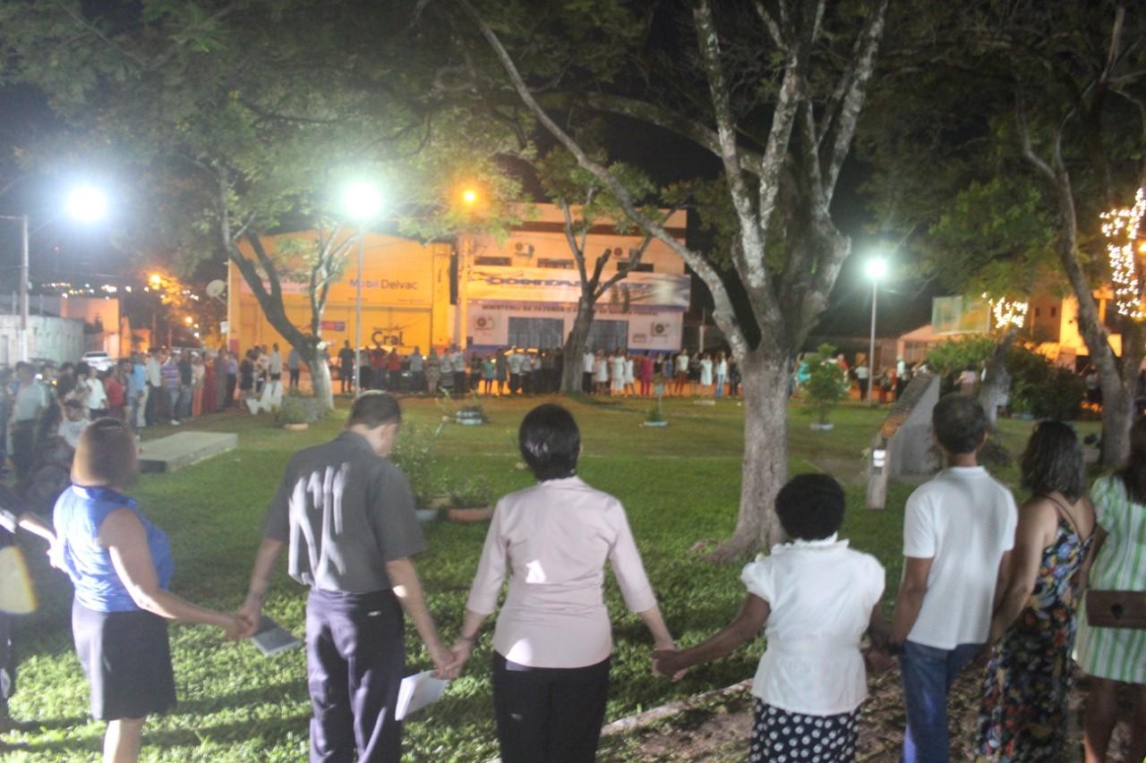 Missa do Abraço e posse de novos acadêmicos da ADL marcam homenagens aos centenário do Barulho em Dianópolis