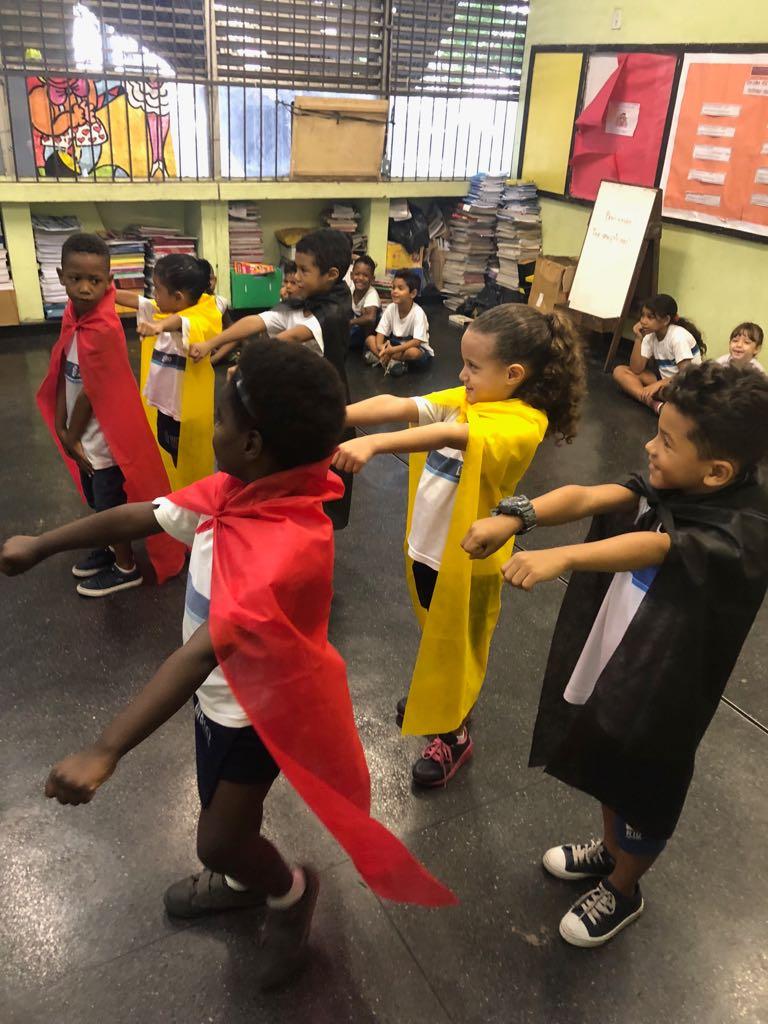 Projeto do IEE promove festival de Carnaval para crianças e adolescentes de Cabo de Santo Agostinho